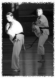Mikazuki Geri - Crescent Kick