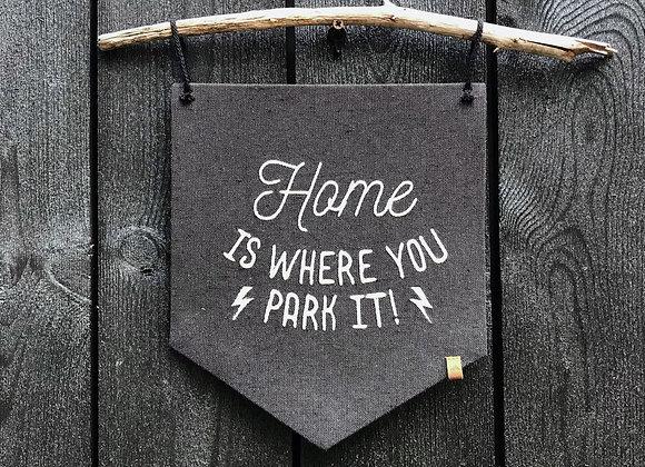Wandbehang Home