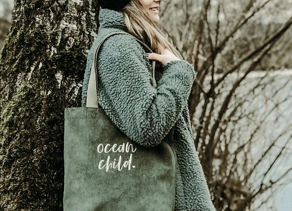Shopper Ocean Child grün