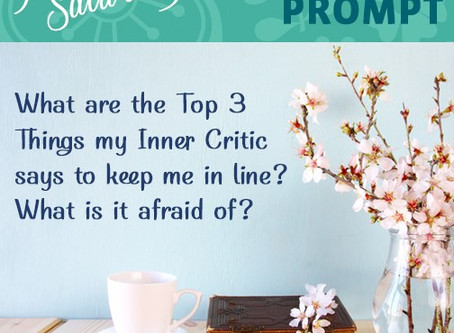 Discover your top 3 inner critiques.