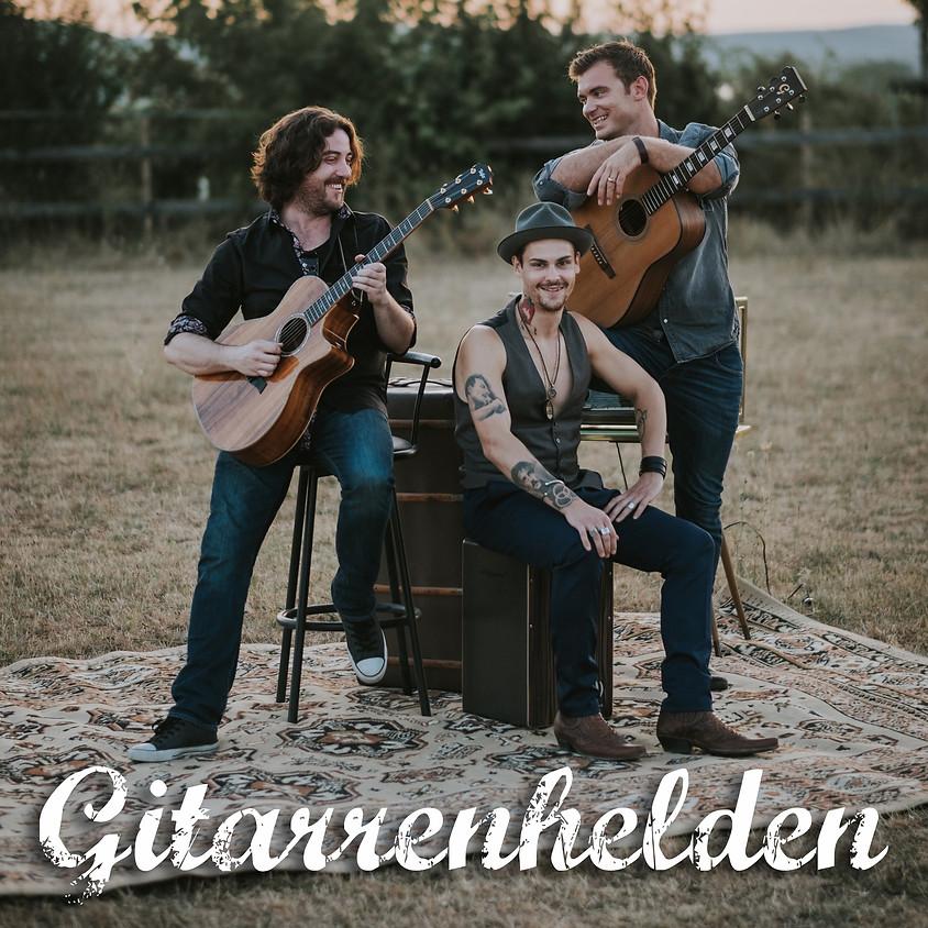 Gitarrenhelden am 22.08.2021 im Weingut Glaser