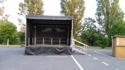 Trailerbühne 6x6 m
