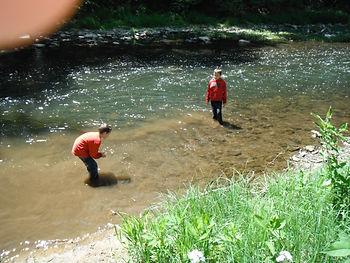 E &Jin Creek