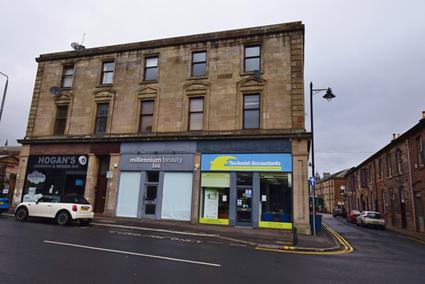 2 St. Marnock, Kilmarnock exterior