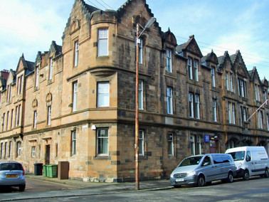 86 Craigie Street Glasgow - exterior