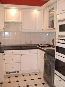 86 Craigie Street Glasgow - kitchen