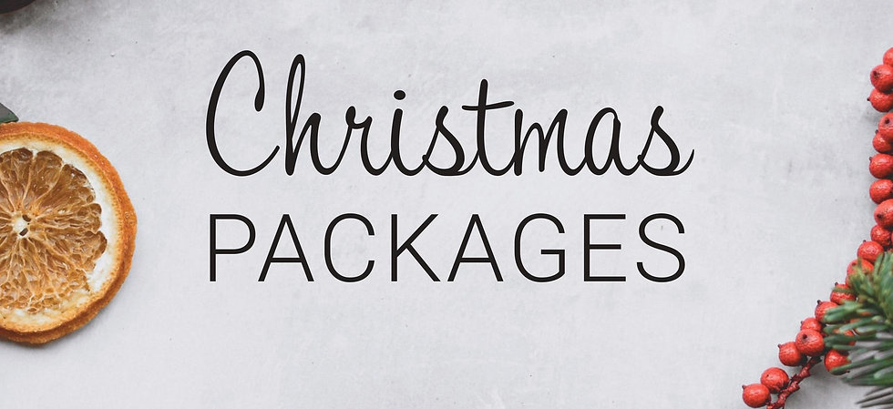 Christmas Canapés Package