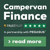 pegasus campervan finance button tartan campers