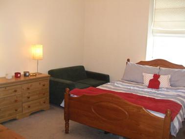 86 Craigie Street Glasgow - bedroom