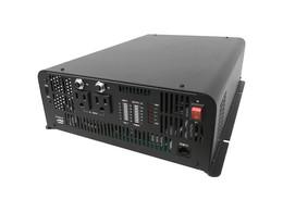 最大変換効率92%  コンパクトで大容量2500Wの新型正弦波インバーター 「JSW2500TR」販売開始致します。