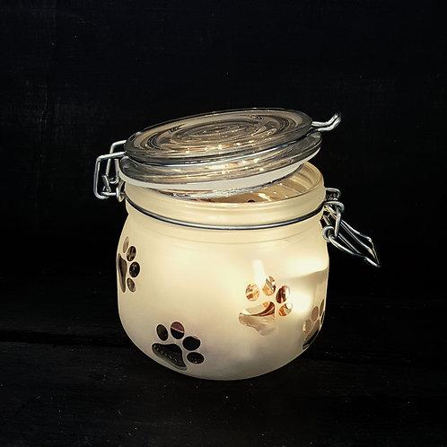 Paw jar. Small