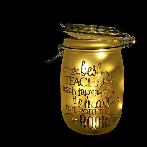 Best teachers medium jar