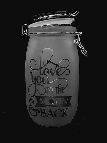 Moon and back jars