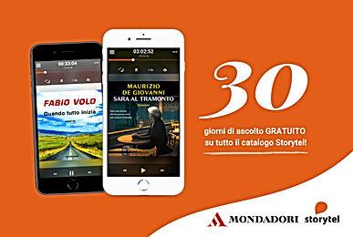 Gift Card Storytel - Gruppo Mondadori -
