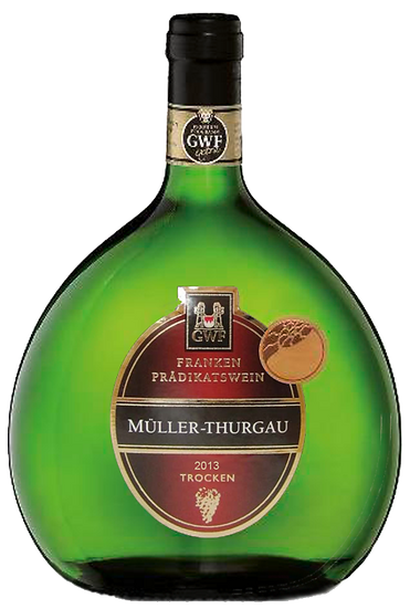 Franken Müller Thurgau Prädikat