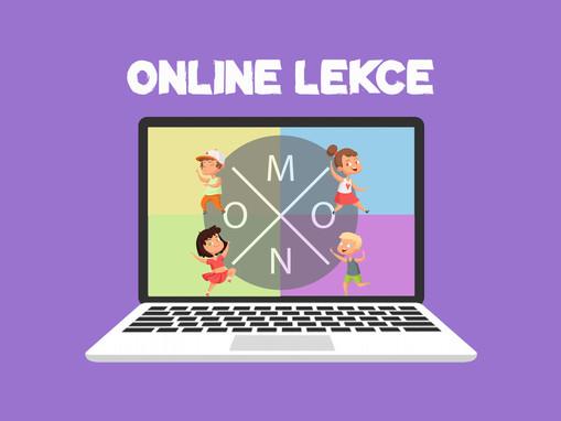 Online lekce - aktuální informace, březen