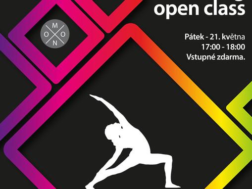 Páteční open classes