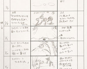 TVアニメ11話制作中!