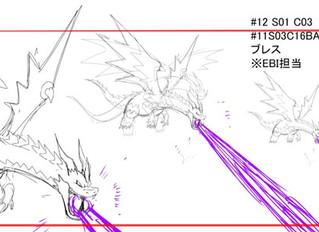 TVアニメヒノマル!最終話制作中