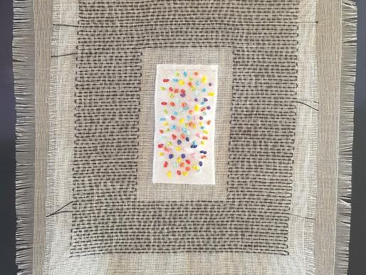 "International Textile and Fiber Art Exhibition ""scythia"" 2021"