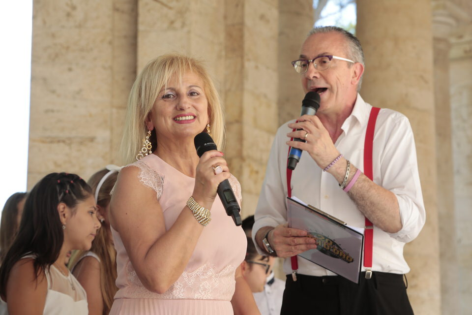 Categoria Junior Festival Voci d'Oro