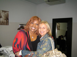 Gloria Gynor e Marystar