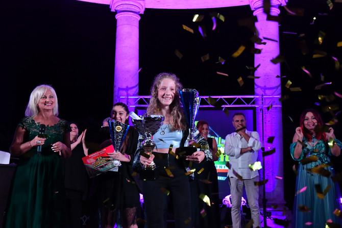 Vincitrice Assoluto Junior 2021 Sophia Lassi