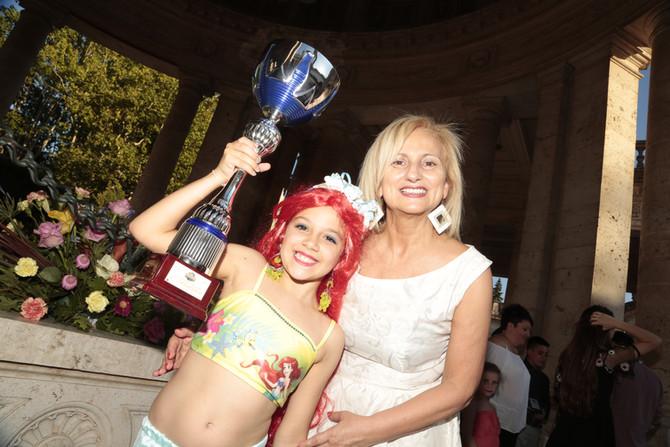 Giulia Golia vince il Festival Voci d'Oro 2017 e poi scelta da Fiorello e oggi a Prodigi su Rai