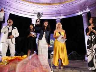 Vince la categoria giovani 23° Festival Voci d'oro 2020 Miriana Scura