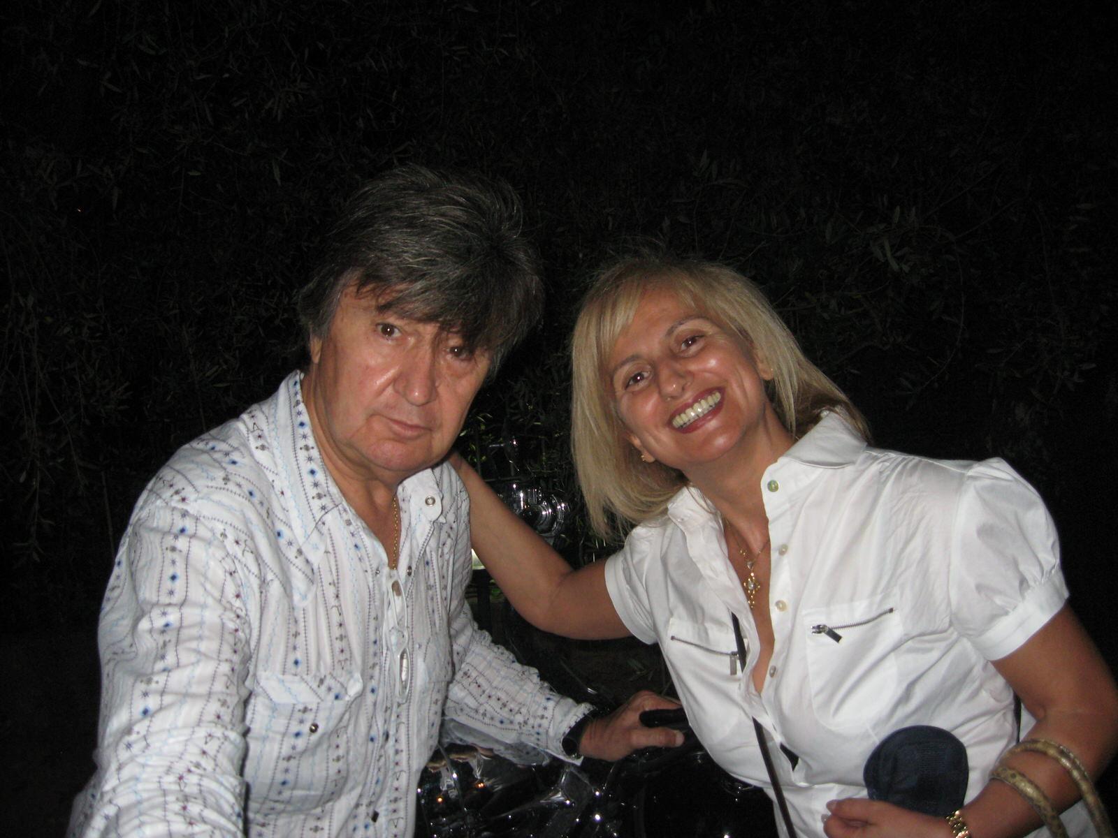 Bobby Solo e Maria Angela