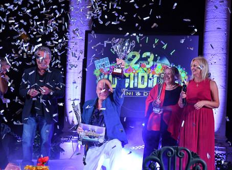 "Manuel Restelli Vincitore Senior del 23° Festival voci d'oro ""50anni & dintorni"" 2020"
