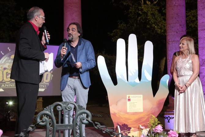 Assmaf Onlus ospite al 20° Festival Voci d'Oro alla Terme Tettuccio di Montecatini.