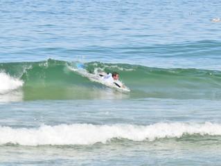 Areias e Coutinho dominam em Santa Cruz