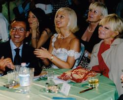 Marystar con Rita Pavone