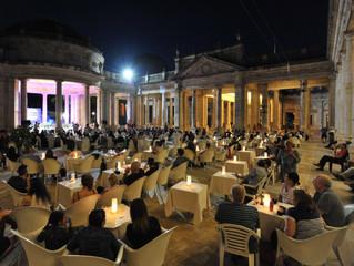 """La Location dove si svolgerà il 23° Festival Voci d'Oro """"Terme Tettuccio"""" Montecatini"""