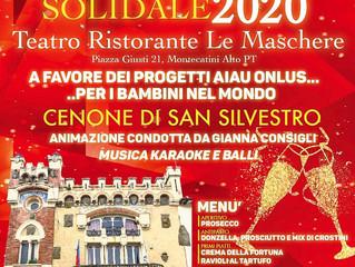 Capodanno Solidale aspettando il 2020