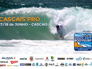 Guincho recebe 3ª etapa do Campeonato Nacional de Bodysurf ALMA no domingo!