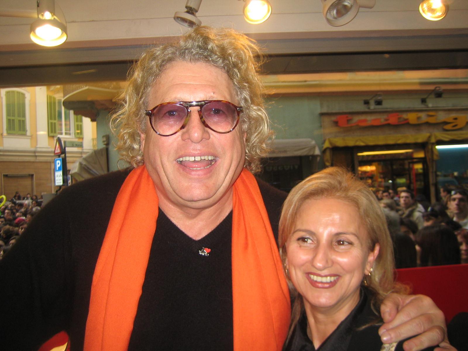 Dj Federico di radio RTL e Marystar