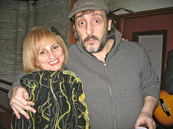 Massimo Ceccherini comico toscano
