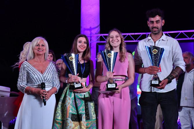 Ecco i primi tre Interpreti della categoria Giovani del 24° Festival Voci d'Oro 2021