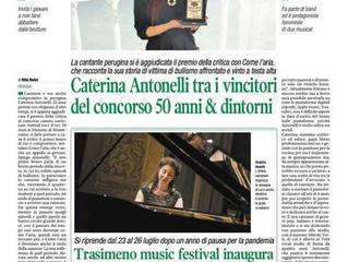 Premio meritatissimo!! Brava Caterina Antonelli