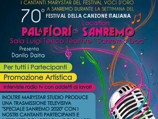 Il Nostro Sanremo Marystar 2020