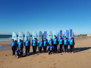 Começou a 6 de Novembro a segunda fase do projecto Surf Social Wave