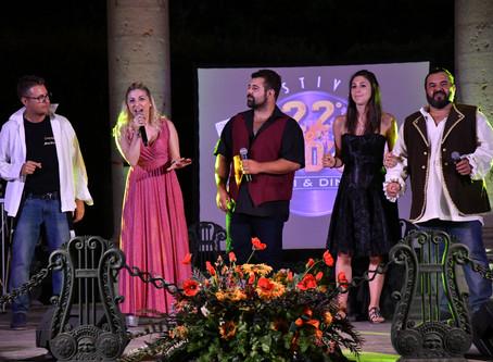 Compagnia Arte Musical ospiti al 22 Festival Voci d'Oro 2019