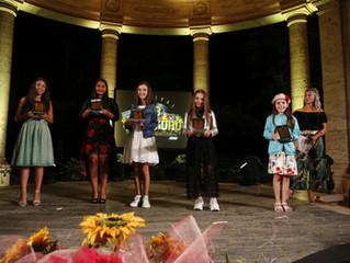 Premi speciale junior 23° Festival voci d'oro 2020