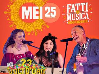 I Vincitori del 23° Festival Voci d'Oro 2020 in concerto al MEI di Faenza
