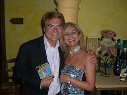 Marystar con Paolo Limiti