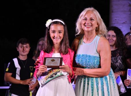 Premi Speciali per i Junior al 22° Festival Voci d'Oro 2019.