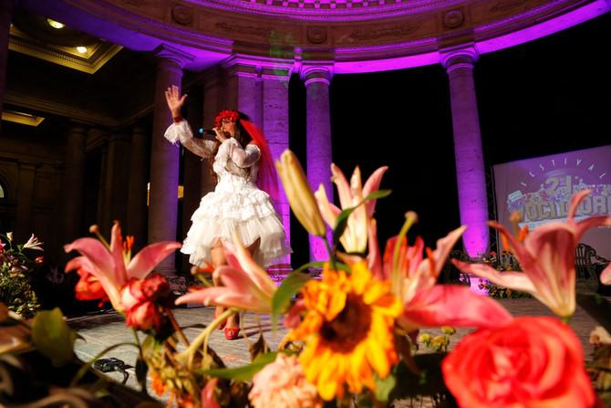 Liza Lipari ospite al Festival Voci d'Oro a settembre esce il video....