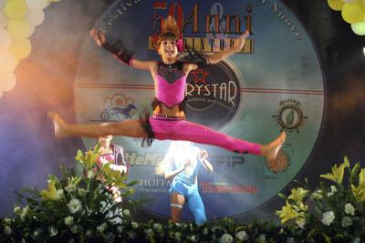 ballerina 11°